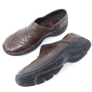 Merrell Encore Eclipse Slip On Walking Hiking Shoe
